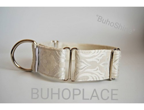 "Collar Martingale-clic ""BuhoShine"""