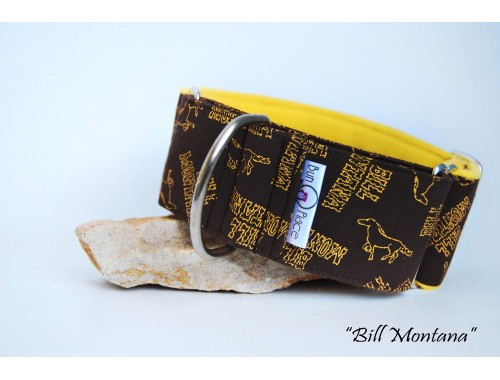 "Collar Martingale-Clic ""Bill Montana"""