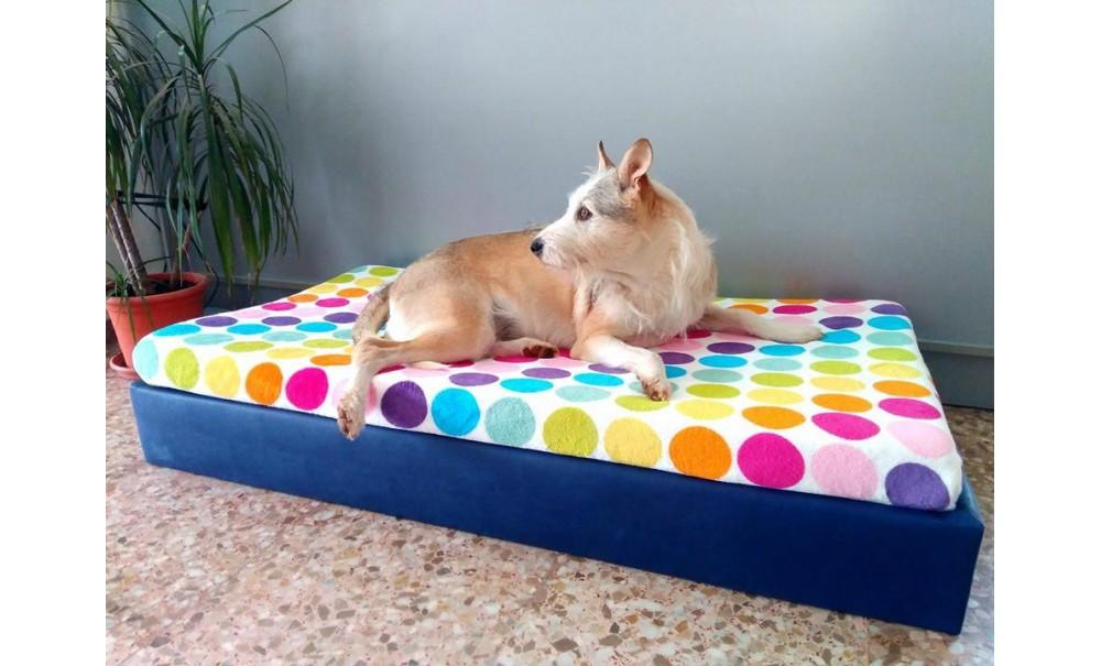 Cama de madera para perros y gatos - Camas para perros de madera ...