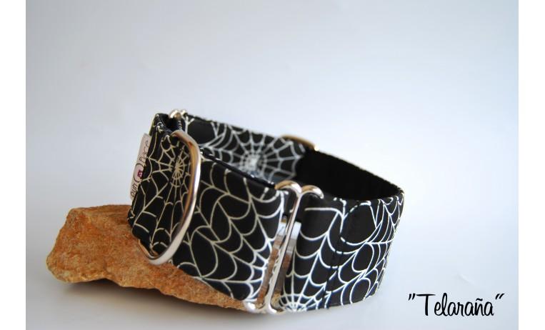 "Collar Martingale-Clic ""Telaraña"""