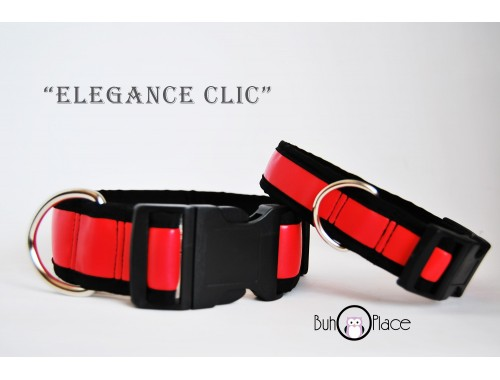 "Collar Martingale-Clic ""Elegance Fine"""