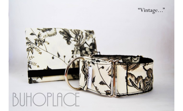 "Collar Martingale ""Vintage"""